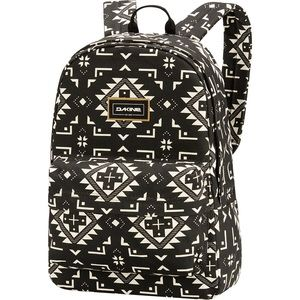 Dakine Black and White Tribal Large Backpack